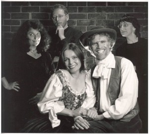Robert Burns show cast